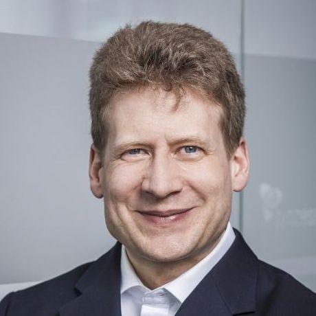 Portrait Dr. Hendrik Dettmering