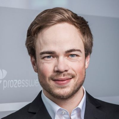 Portrait Matthias Madeker